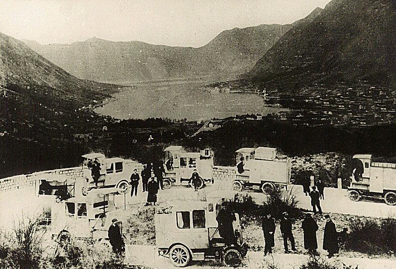 L&K Type E 'Černá Hora-Montenegro' (1908)