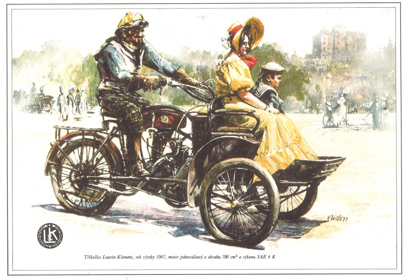 Laurin & Klement LW 1905