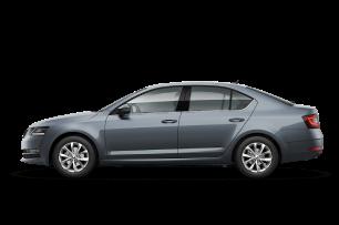Škoda Octavia лифтбэк