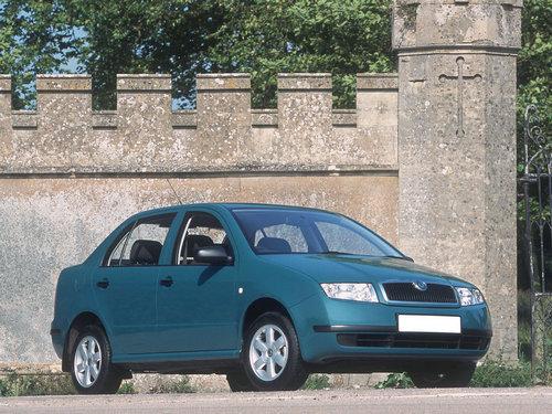 Расход Skoda Fabia (дорестайлинг 2004) седан 1 поколения